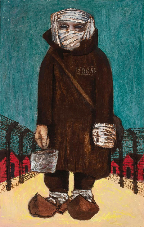 Piotr Mleczko: Nr 39651-więzień obozowy. 1960